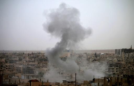 Syrie: les Etats-Unis menacent le régime d'une action