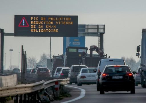 Nord et Pas-de-Calais: l'alerte aux particules fines prolongée