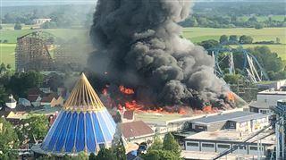L'Europa-Park rouvre déjà ses portes au lendemain d'un violent incendie (photos) 4