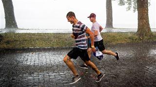Prévisions météo- un temps lourd suivi d'orages et d'averses, parfois intenses et violentes 4
