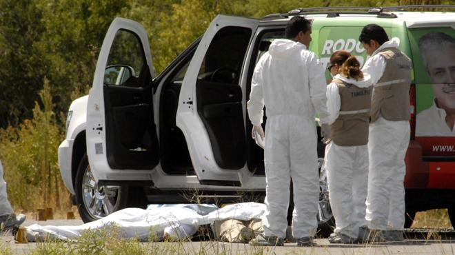 Les corps de six femmes kidnappées retrouvés au Mexique