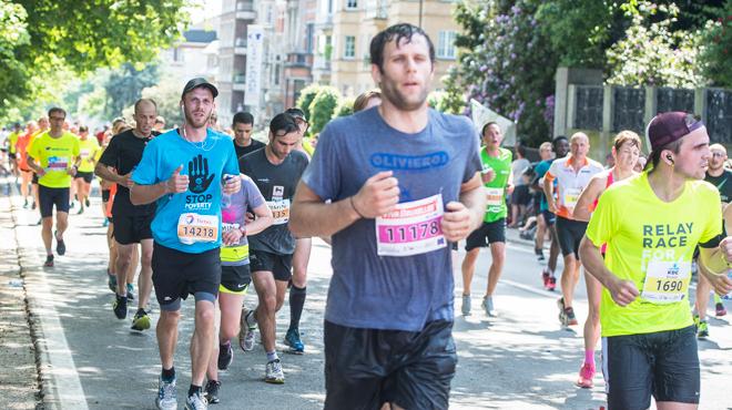 Départ des 20 km de Bruxelles sous une forte CHALEUR: voici les conseils pour éviter les pépins physiques
