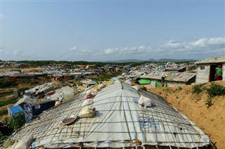 Nous mourrons- au Bangladesh, les camps rohingyas à la merci de la mousson