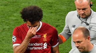 Une blessure sérieuse pour Salah, sa Coupe du monde en danger? 2