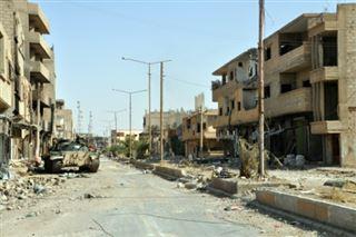 Syrie- 26 forces du régime et 9 combattants russes tués dans une attaque de l'EI