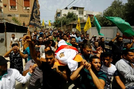 Gaza: trois Palestiniens tués dans une frappe de l'armée israélienne
