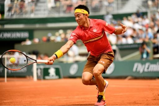 Roland-Garros: Nishikori trop fort pour Janvier