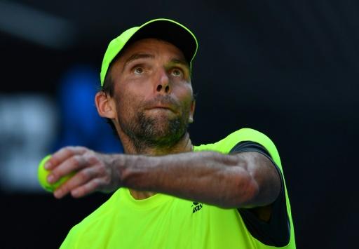 Roland-Garros: Ivo Karlovic éliminé par le Français Corentin Moutet