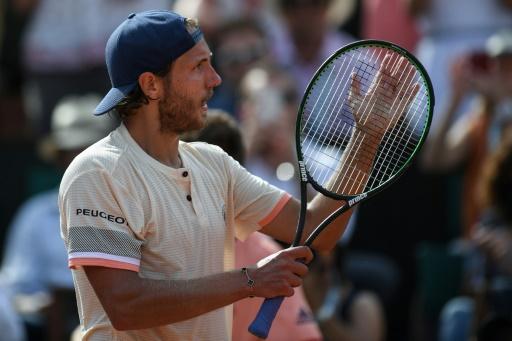 Roland-Garros: Pouille franchit sereinement le premier tour