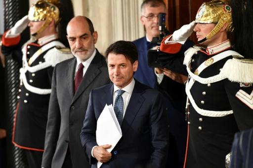 L'Italie plonge dans une crise politique sans précédent