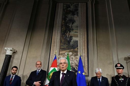 Italie : un président aux pouvoirs limités mais importants dans les crises