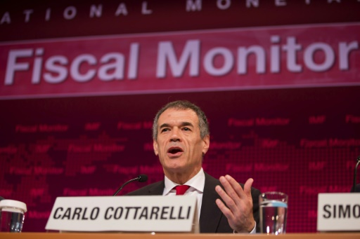 Italie: Carlo Cottarelli, un ancien du FMI, pressenti à la tête du gouvernement