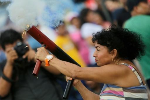 Nicaragua: au moins 84 morts depuis le début de la crise