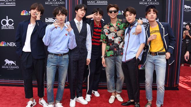 K-pop : les Américains sont fous du groupe BTS