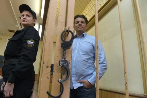 Russie: 14 ans de prison requis contre un journaliste ukrainien accusé d'espionnage