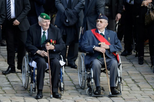 Décès d'Yves de Daruvar, dernier compagnon de la Libération de la 2ème DB