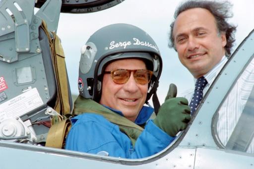 Les grandes dates de Serge Dassault