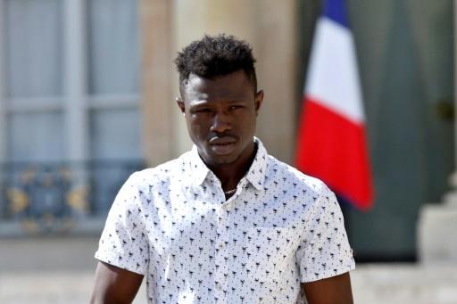 La naturalisation de Mamoudou Gassama,