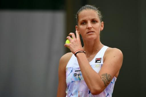 Tennis: Pliskova favorable à sanctionner les arbitres en cas d'erreur importante