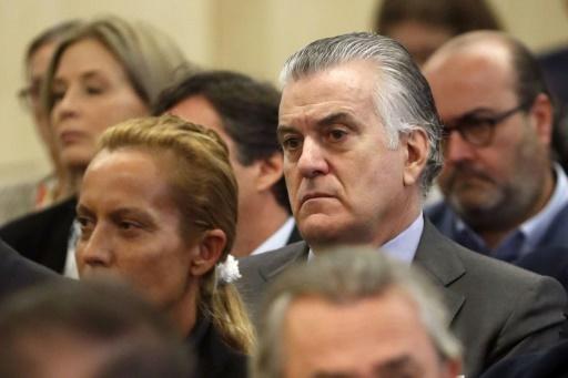 Corruption en Espagne: l'ex-trésorier du PP envoyé en prison