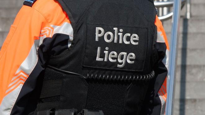 Liège: périmètre de sécurité installé sur le site du Blanc Gravier, en raison d'une fuite de gaz