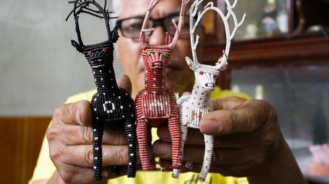 Enchaînés, les condamnés à mort du Vietnam fabriquent des figurines en secret pour leurs proches: pour Chuong, c'est fini