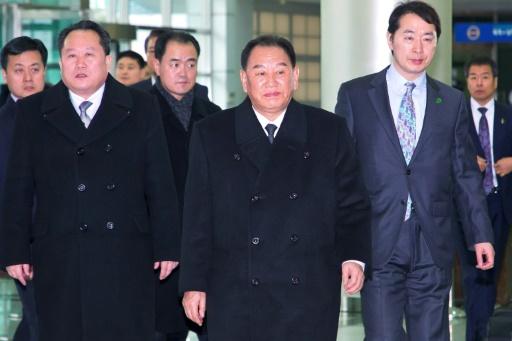 Un général nord-coréen sur le point d'effectuer une rare visite aux Etats-Unis (presse)