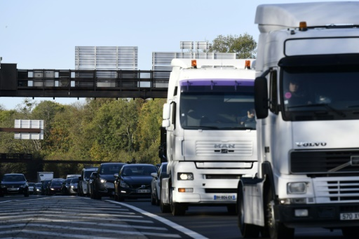 Transport routier: une vignette