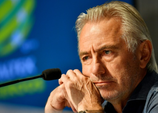 Mondial-2018: Van Marwijk, un entraîneur pragmatique à la rescousse de l'Australie