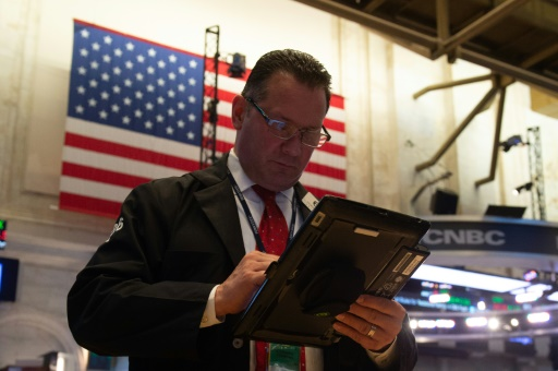 Wall Street perturbée par la situation en Europe