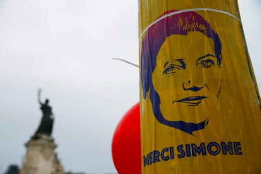 A Paris, Simone Veil a désormais sa place et sa station de métro