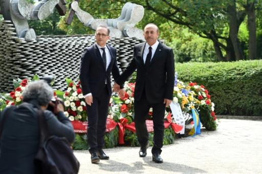 Attentat anti-turc en Allemagne: Berlin et Ankara mettent les tensions de côté