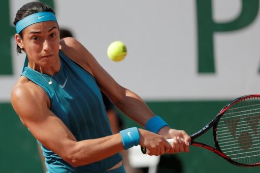 Roland-Garros: Caroline Garcia passe très facilement au 2e tour