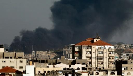 Raids israéliens et tirs palestiniens, confrontation la plus sévère depuis 2014: va-t-on vers une nouvelle guerre?