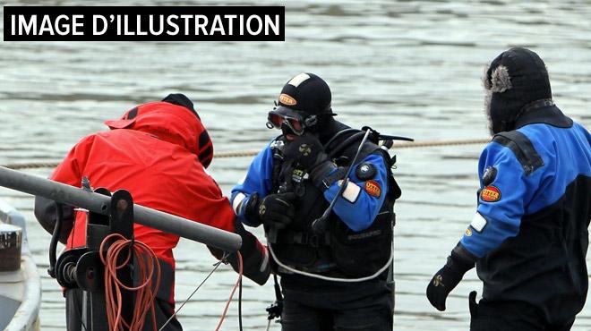 Un cadavre repêché dans la Meuse ce matin à Liège
