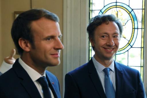 Macron va promouvoir jeudi le loto du patrimoine