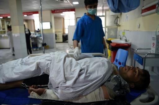 Afghanistan: attaque ratée de l'EI contre le ministère de l'Intérieur