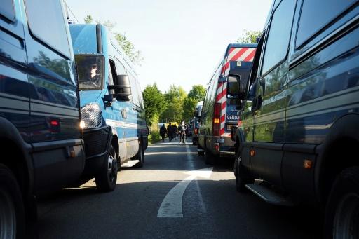 NDDL: début jeudi des travaux de remise en état des routes traversant la ZAD