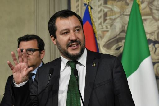 Italie: comment Matteo Salvini en est arrivé à distribuer les cartes