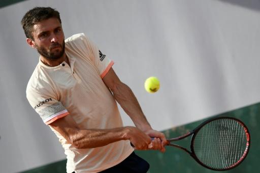 Roland-Garros: Gilles Simon écarte le 15e mondial Querrey