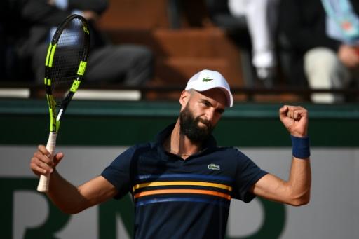 Roland-Garros: Paire cède au 5e set face à Nishikori