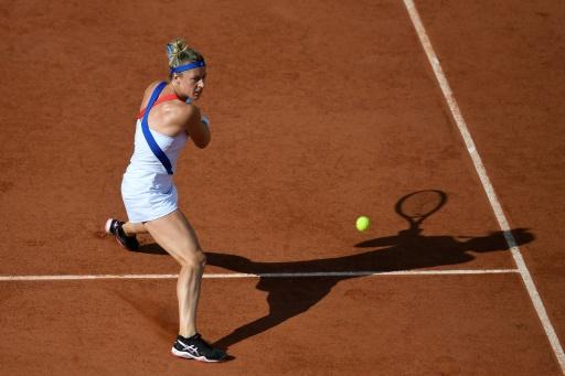 Roland-Garros: Parmentier écarte Cornet au 2e tour