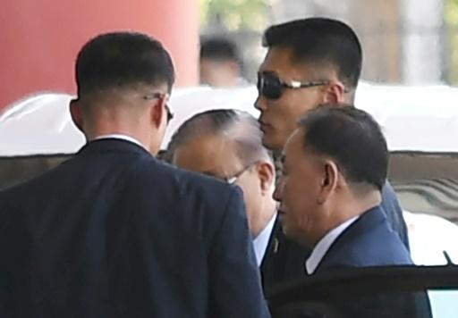 Le bras droit de Kim Jong Un est arrivé à New York