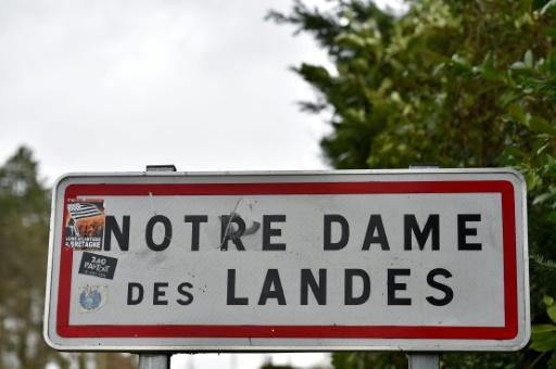 Main arrachée à NDDL: manifestation à Paris et Nantes pour l'interdiction des grenades