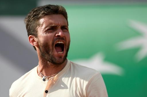 Roland-Garros: Monfils, Simon et Parmentier montrent la voie