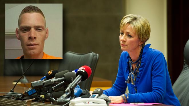 Tuerie de Liège: Michaël Wilmet a été poignardé à la tête une quinzaine de fois