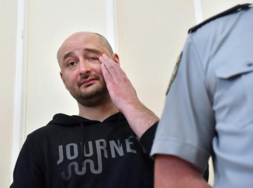 L'assassinat du journaliste Babtchenko était une mise en scène de l'Ukraine