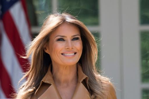 Melania Trump prend la parole sur Twitter pour faire taire les rumeurs
