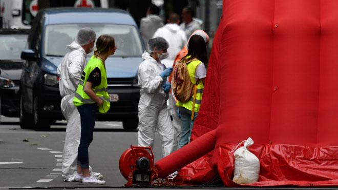 L'Etat islamique a-t-il récupéré la tuerie de Liège à son compte en ignorant tout de Benjamin Herman?