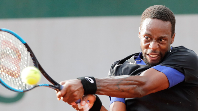 David Goffin affronte Gaël Monfils au 3e tour (direct) — Roland-Garros